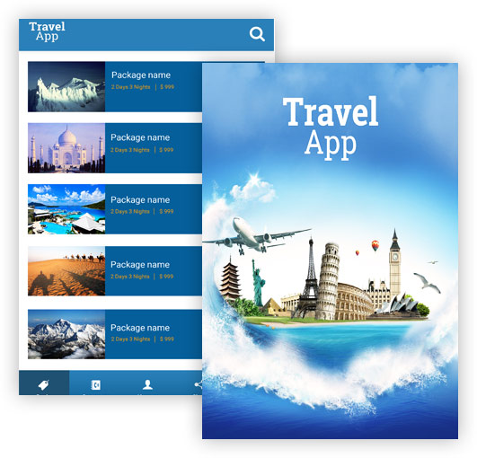 Travel Android Apps Devlopment company